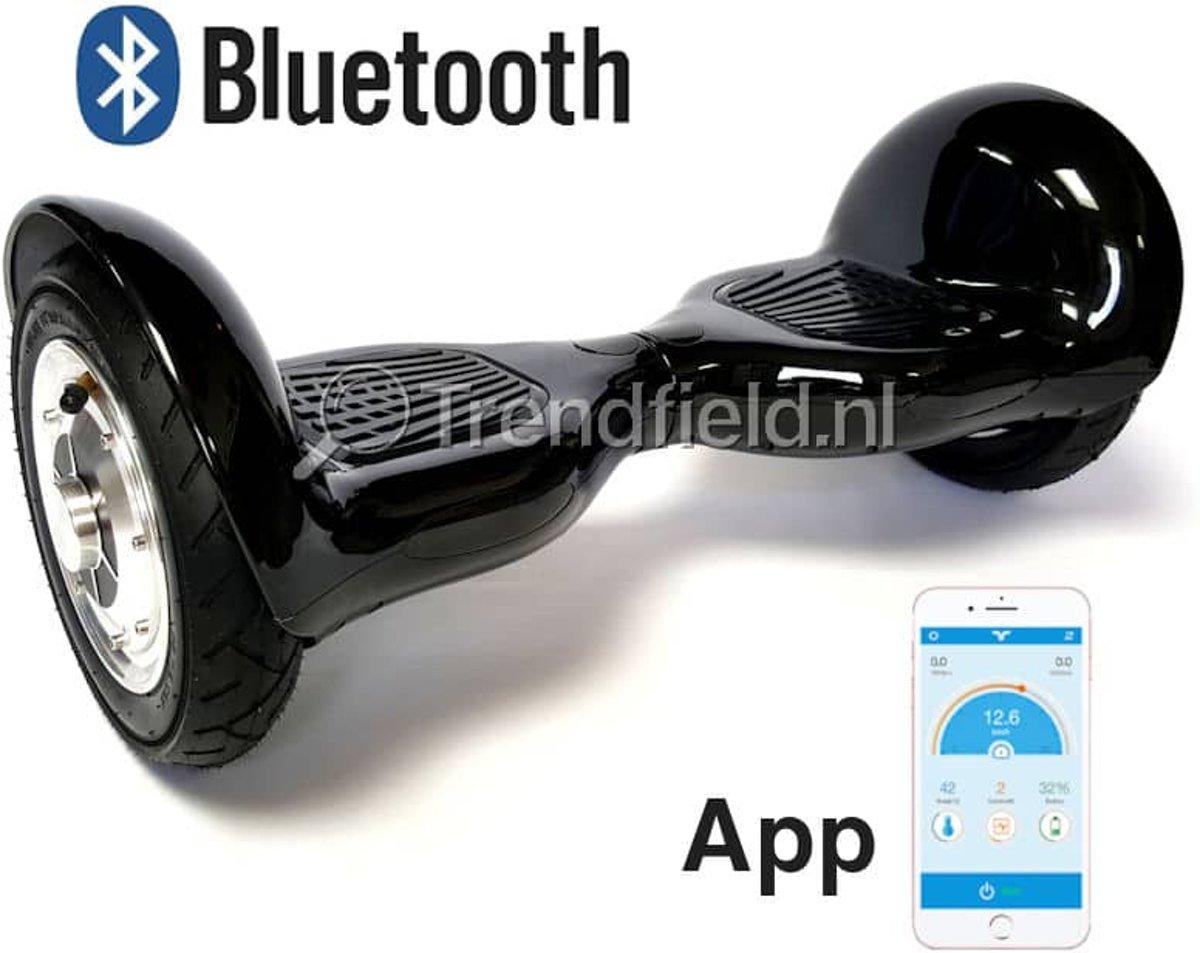 Oxboard Met Stoel : 10 inch hoverboard zwart met luchtbanden bluetooth speaker