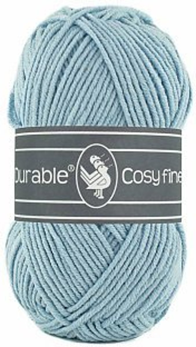 10 x Durable Cosy Fine Baby Blue (2124)