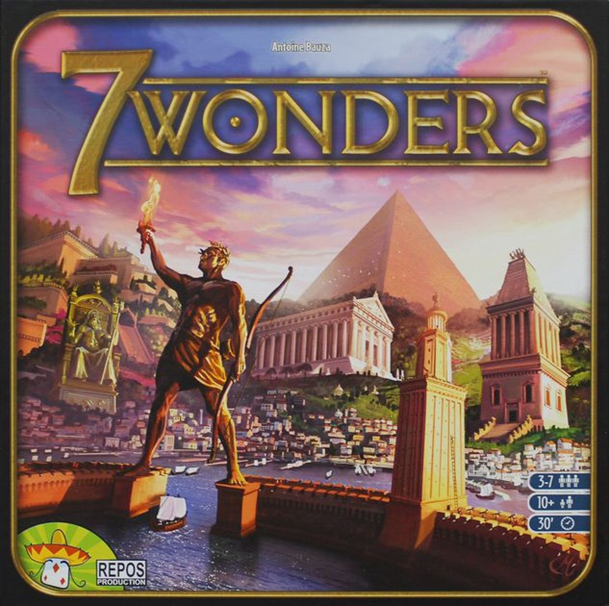 7 Wonders - English Edition