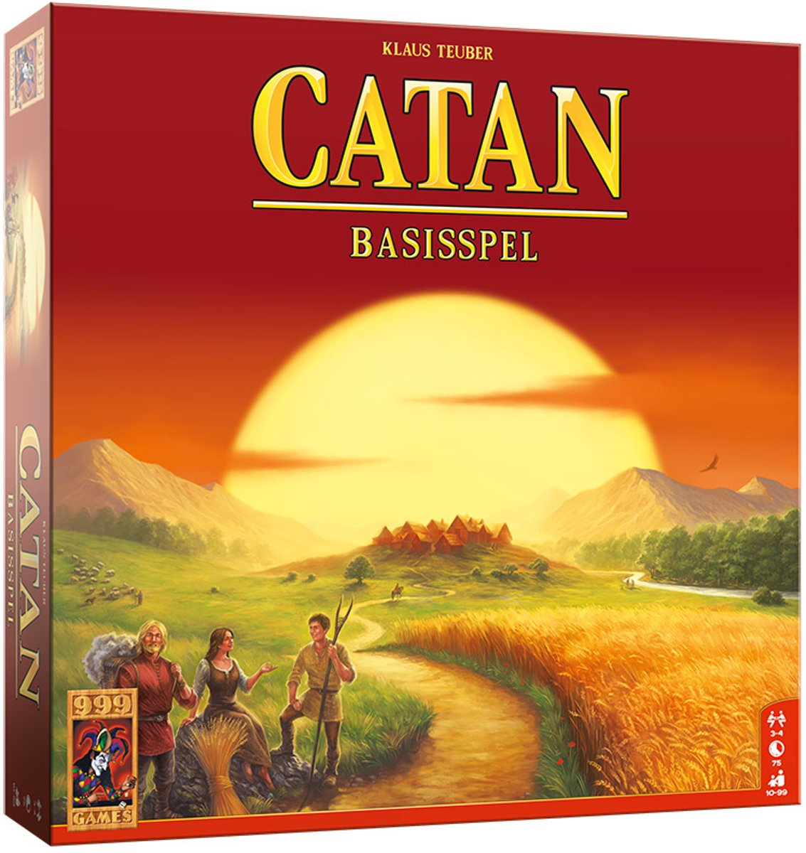 999Games - Catan - Basisspel