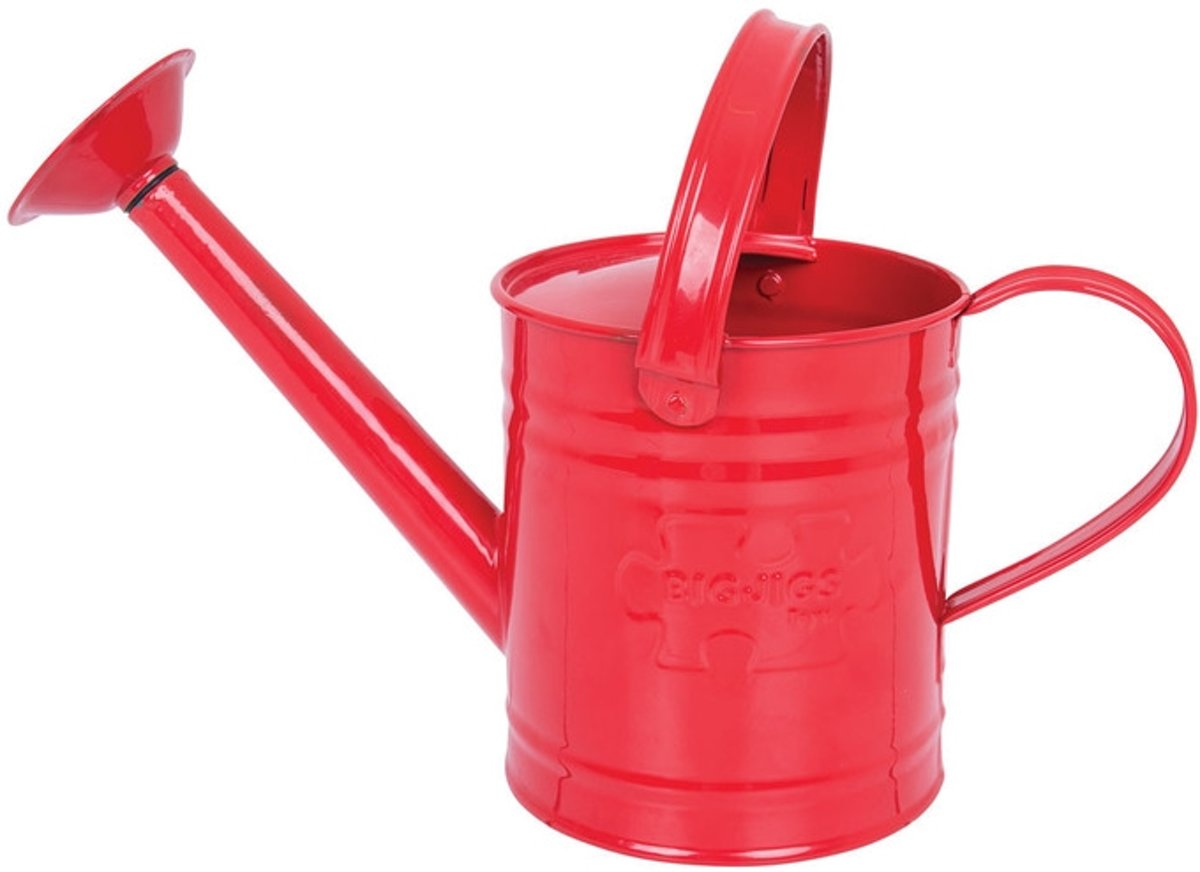 BigJigs Watering Can - Red
