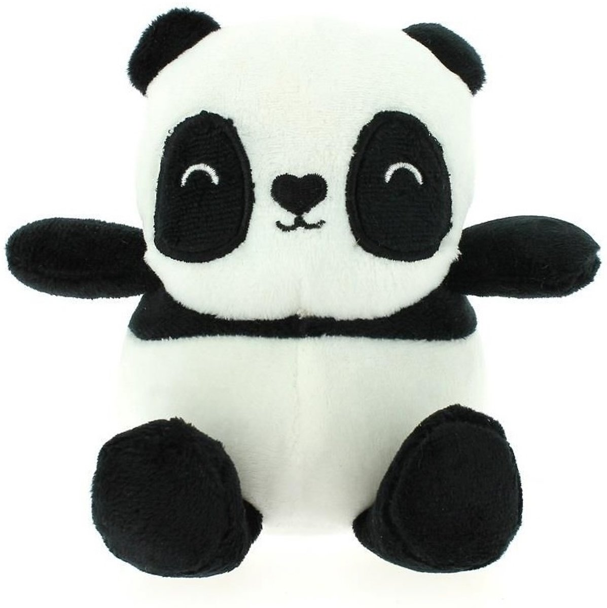 Blueprint Collections Knuffel Happy Zoo Panda Wit
