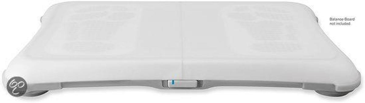 Board Protection Skin Wii Fit - Wit