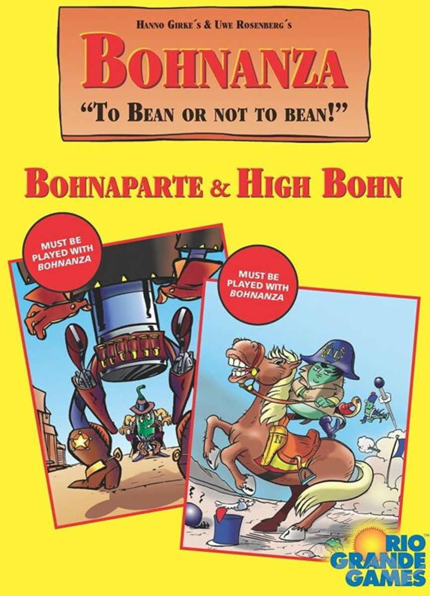Bohnanza Bonaparte & High Bohn