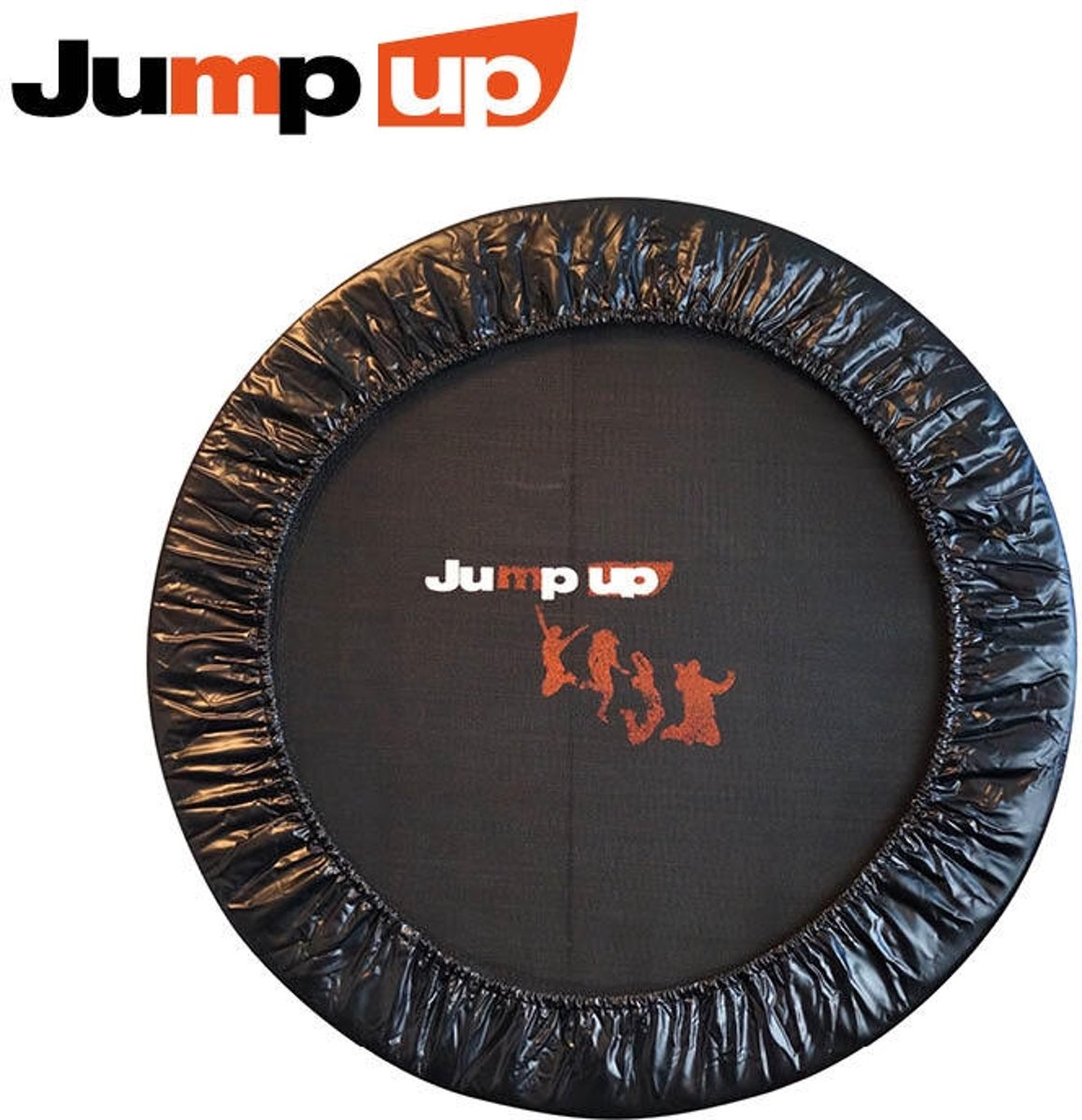 Booming Fitness Jump Up Frame Pad Black