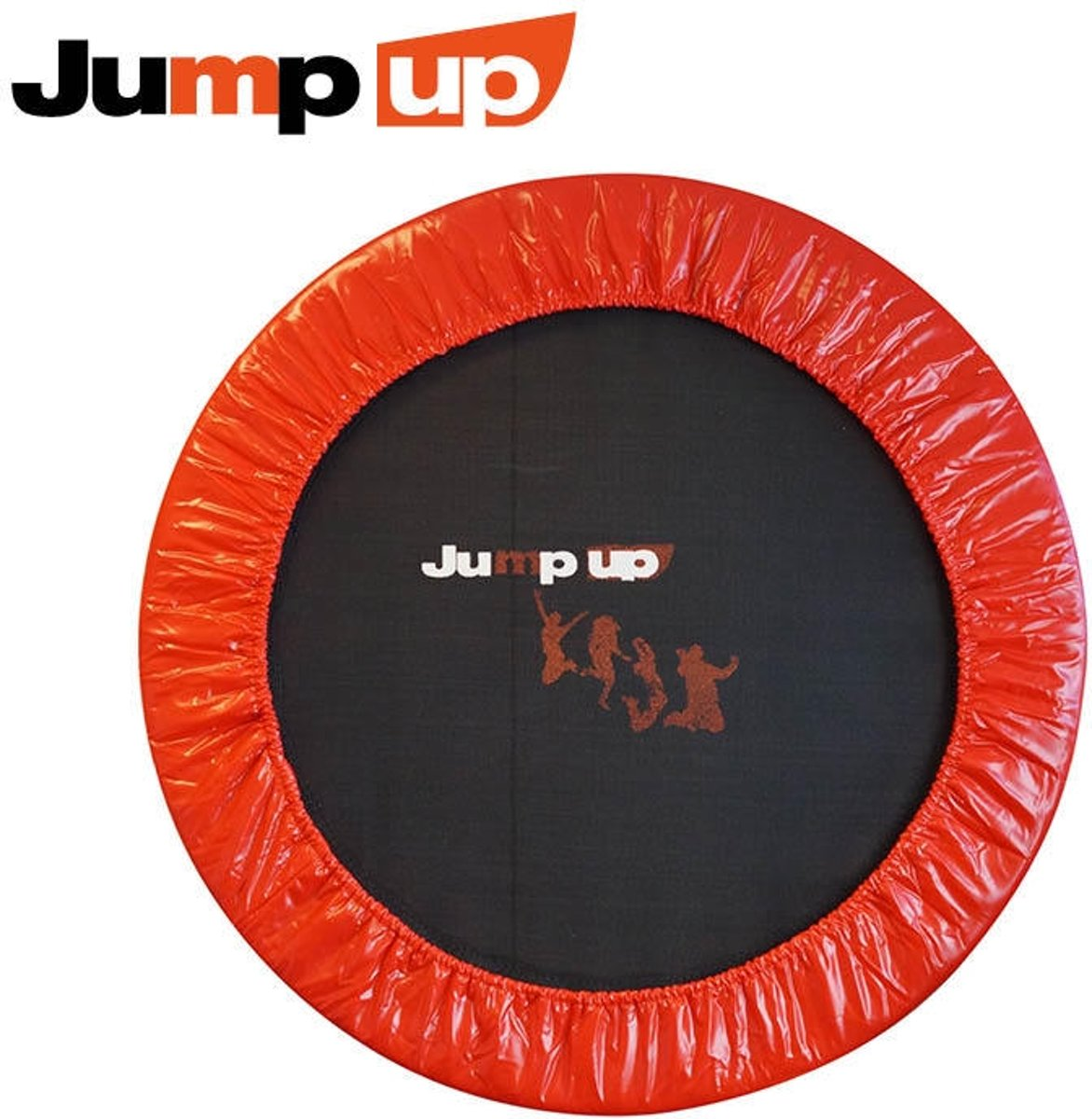Booming Fitness Jump Up Frame Pad Red