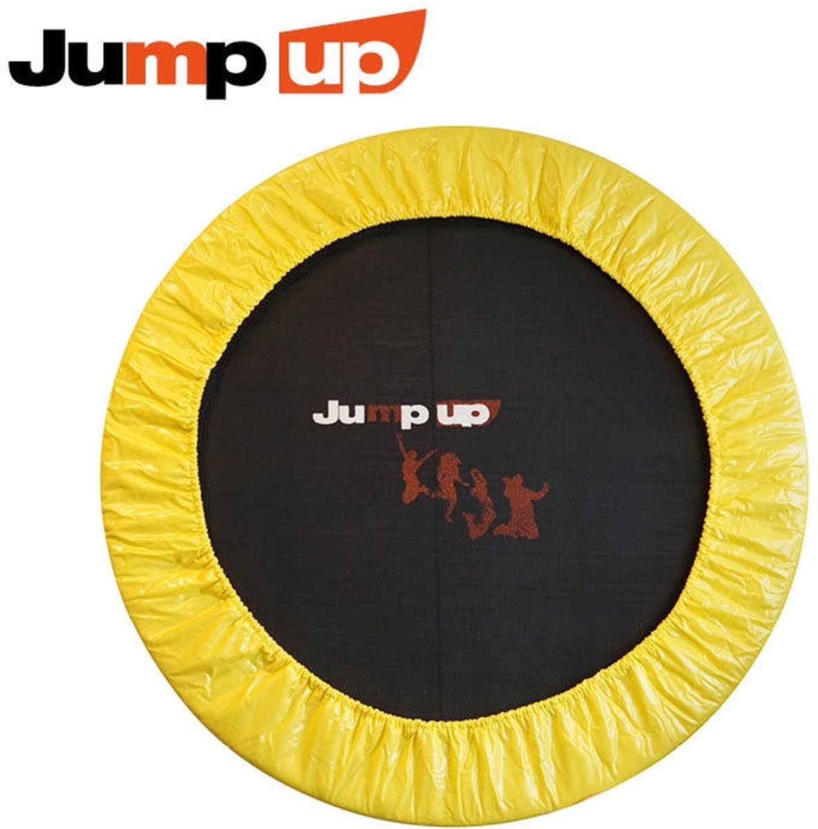 Booming Fitness Jump Up Frame Pad Yellow