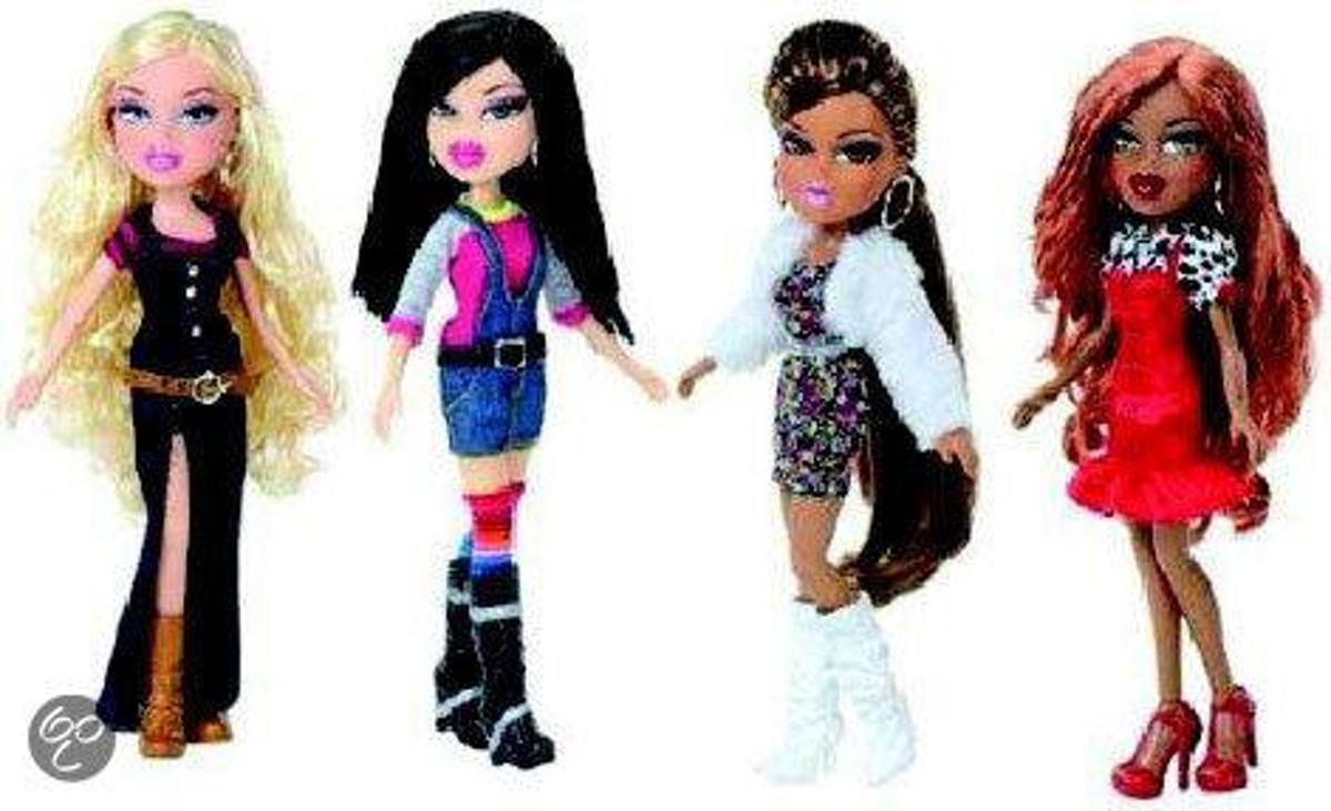 Bratz Strut It Doll
