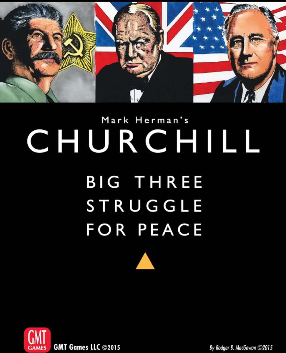 Churchill 2nd edition