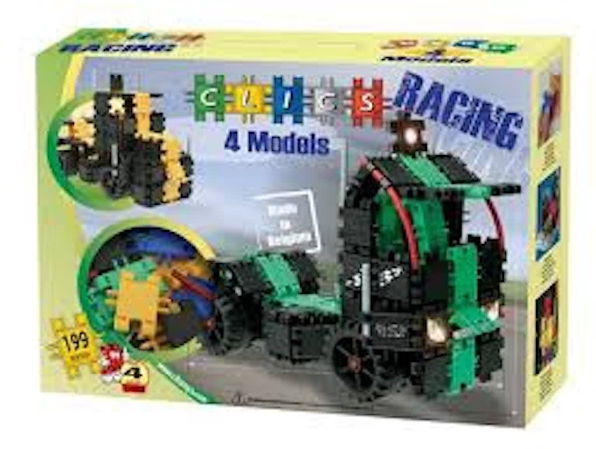 Clics 4 models racing set
