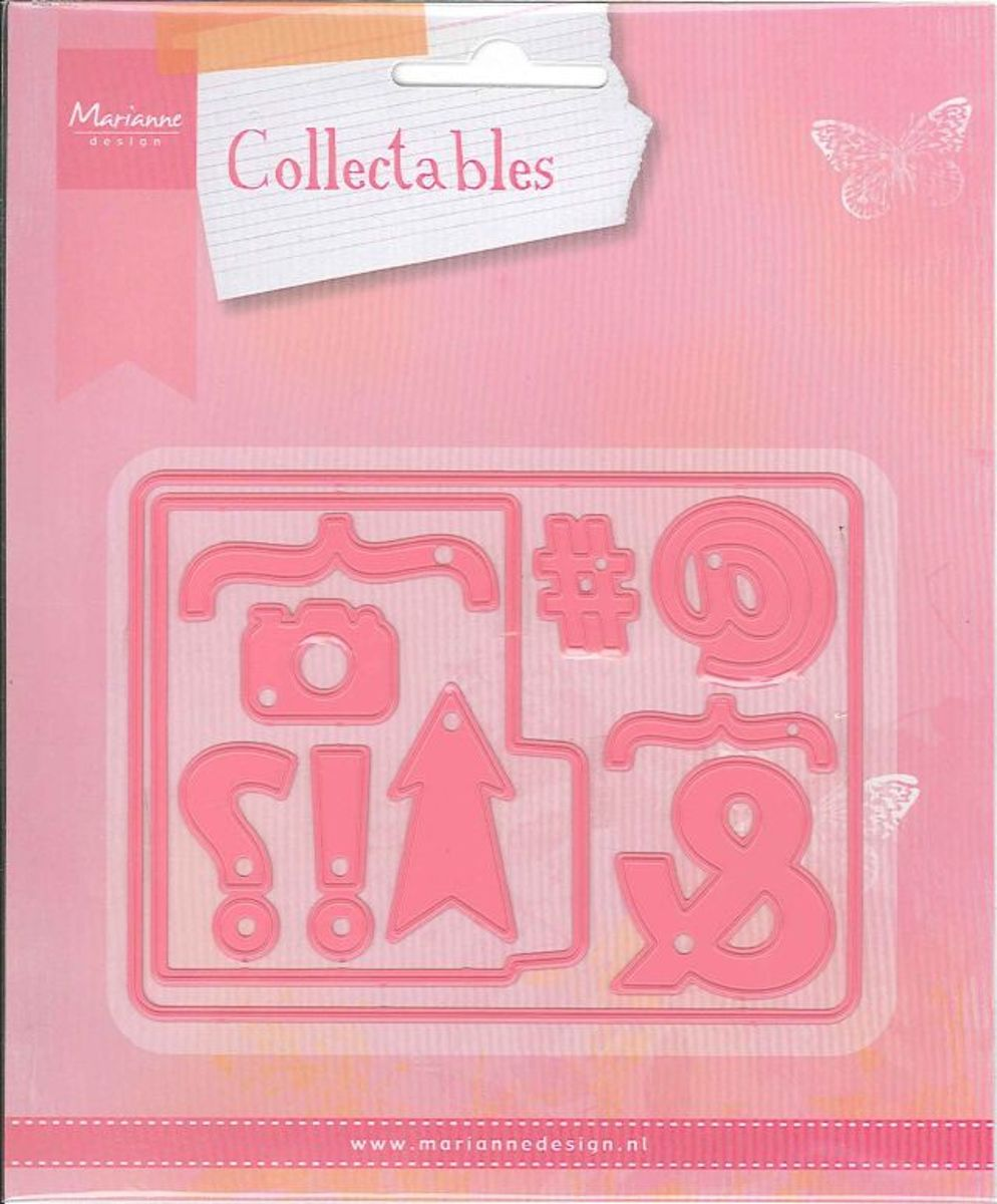 Collectables Pocket Card & Marks