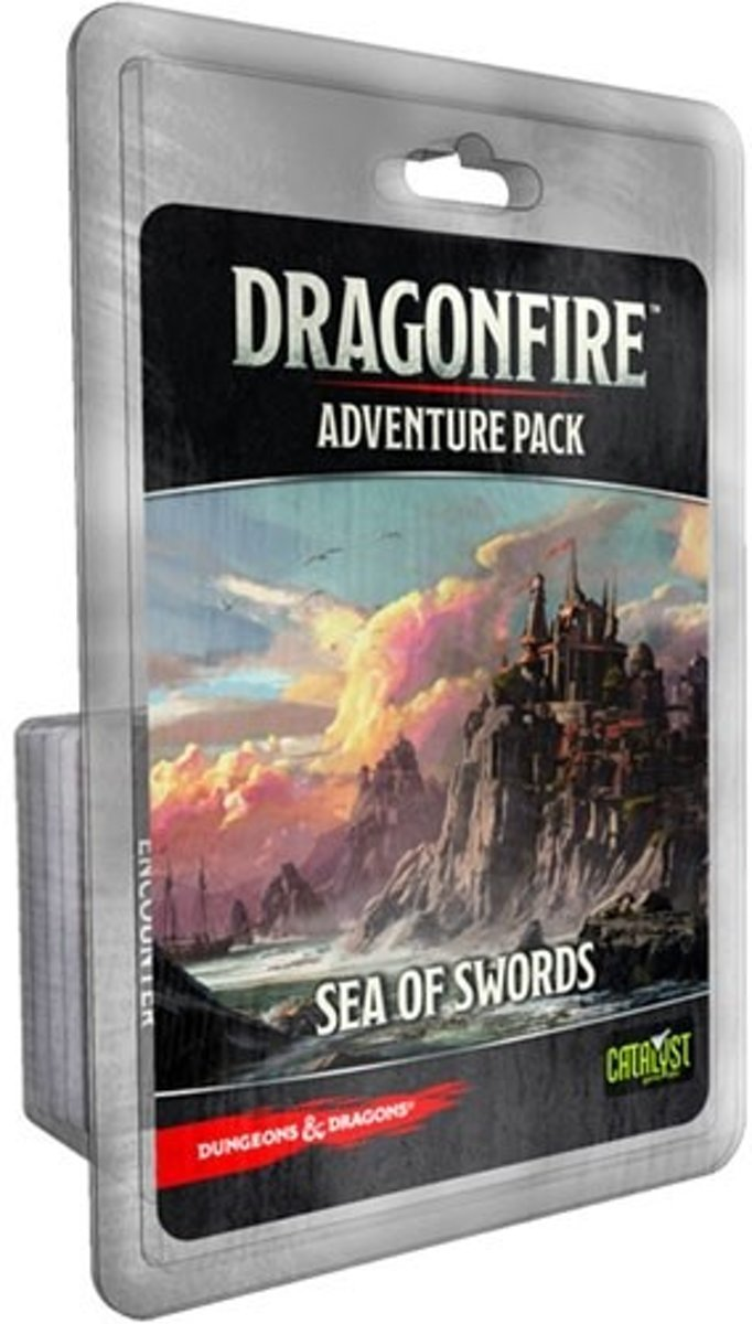 D&D Dragonfire: Sea of Swords - Adventure Pack