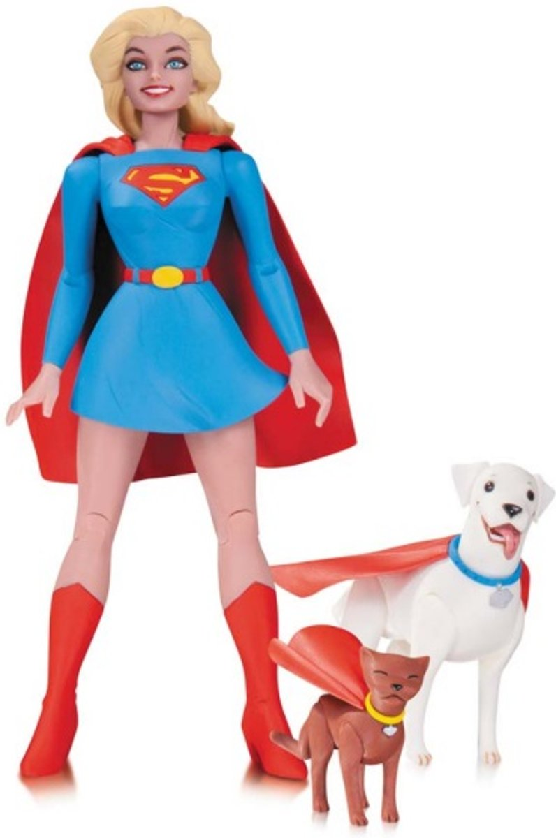 DC Comics Designer Series: Darwyn Cooke - Supergirl Action Figure