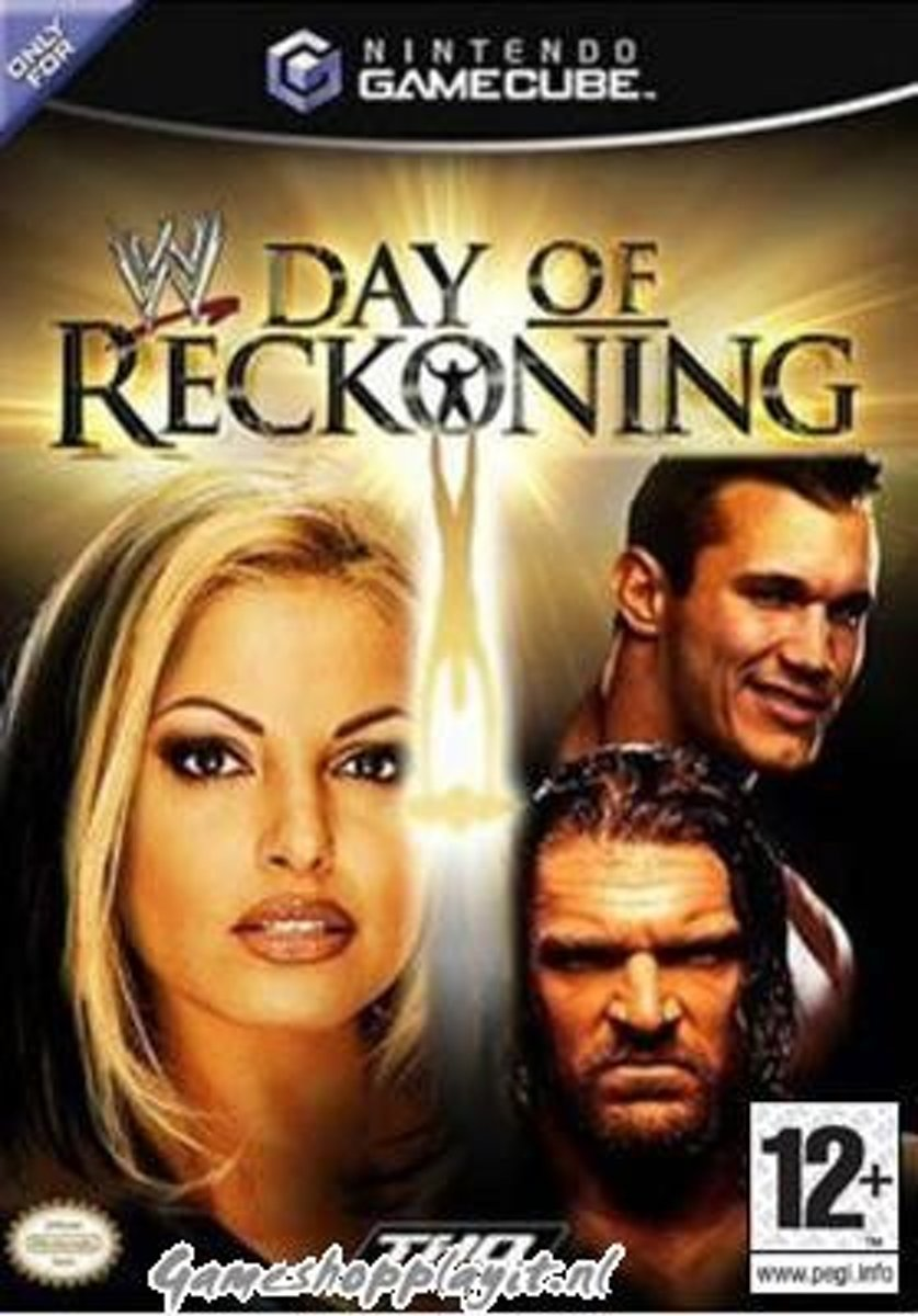 Day Of Reckoning Nintendo GameCube