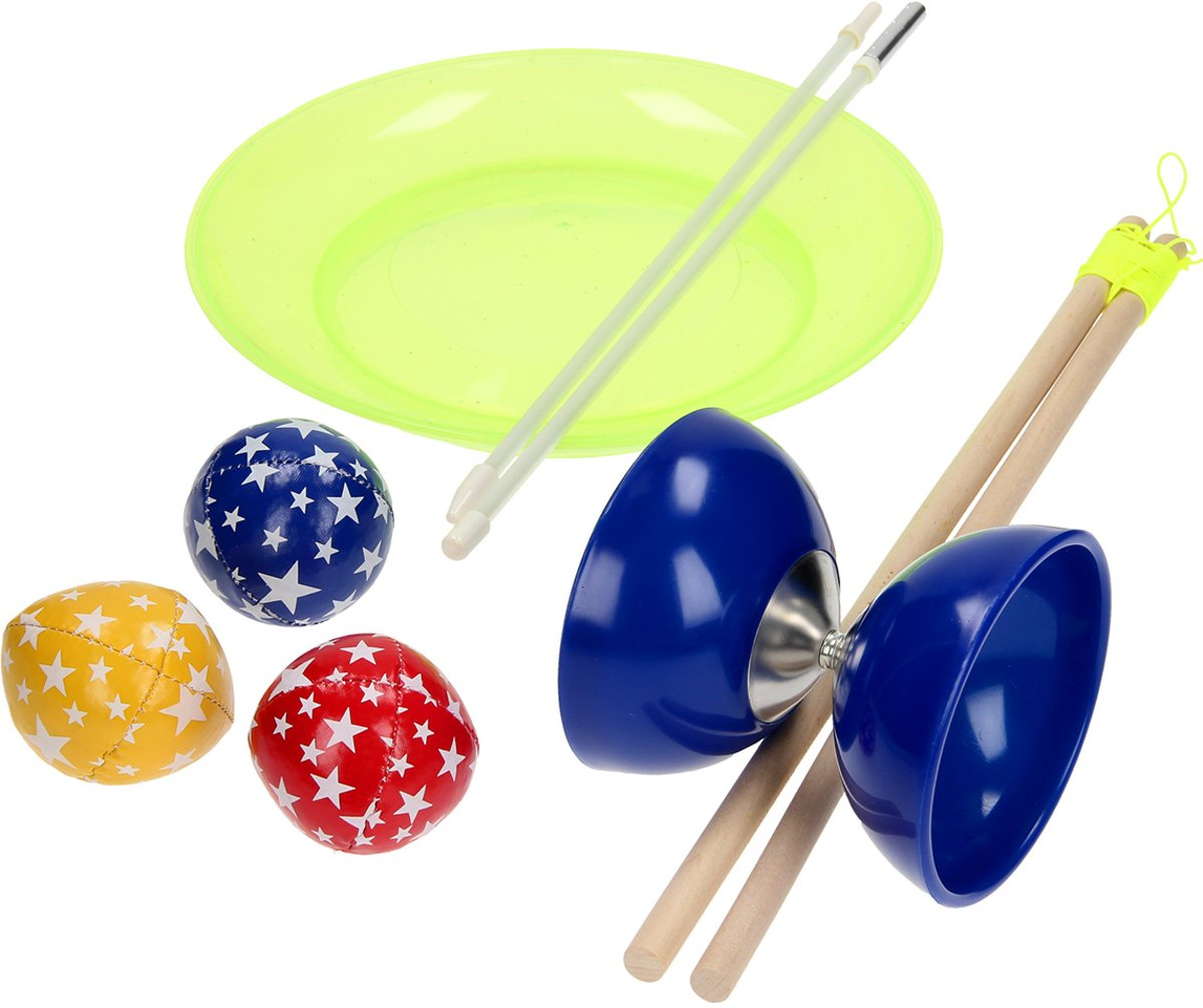 Eureka Junior Jongleer Set