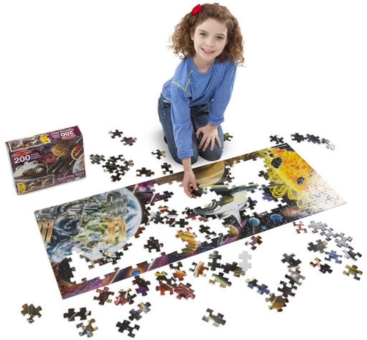 Exploring Space Vloer Puzzel (200)