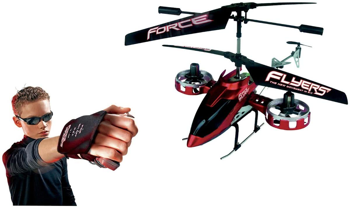 Force Flyers 4 Ch - RC Helikopter