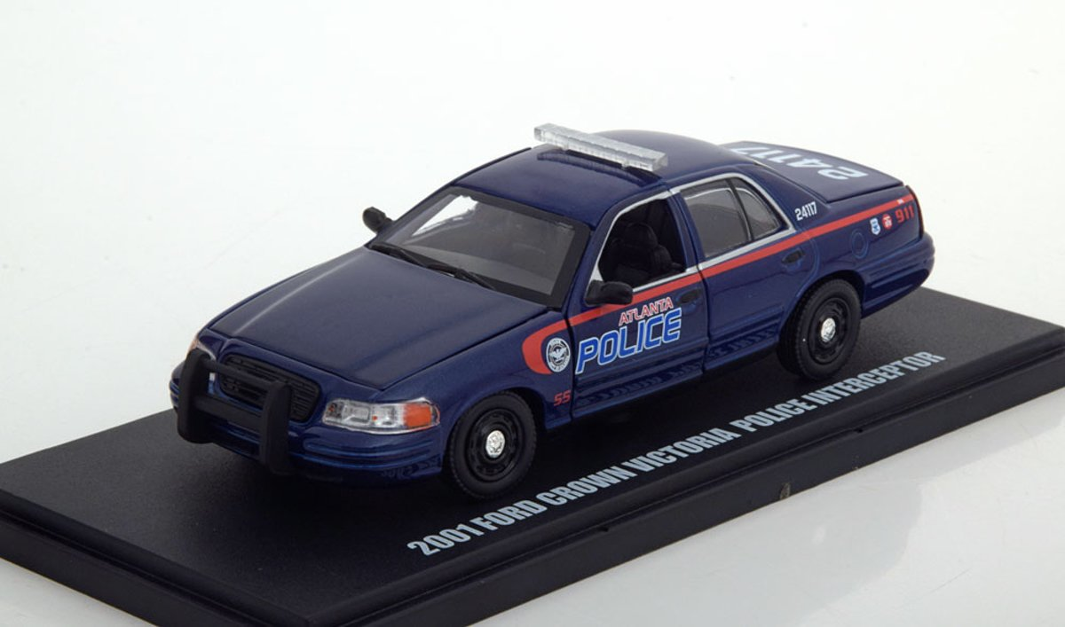 Ford Crown Victoria Police 2001