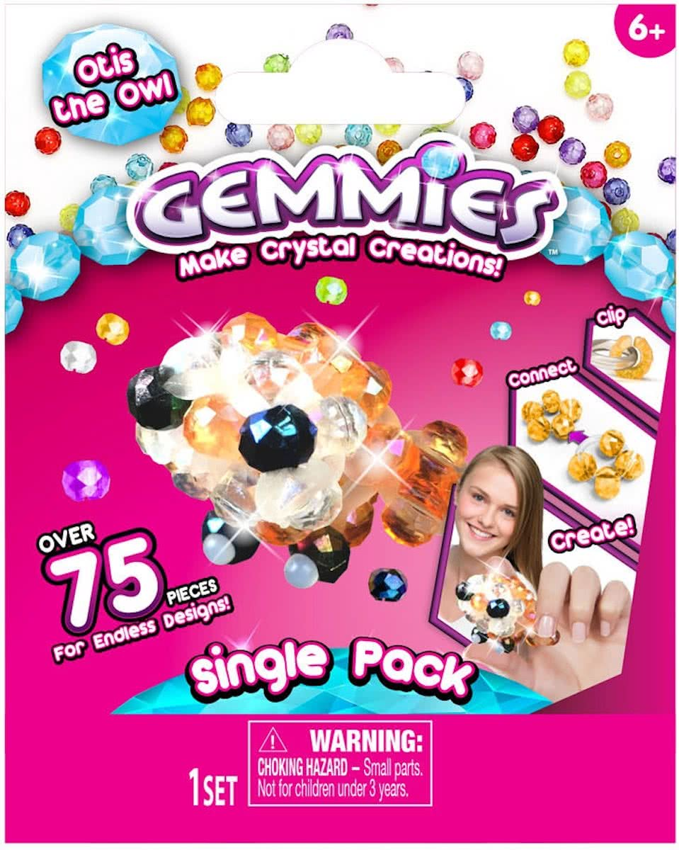 Gemmies Fun Pack - Uiltje