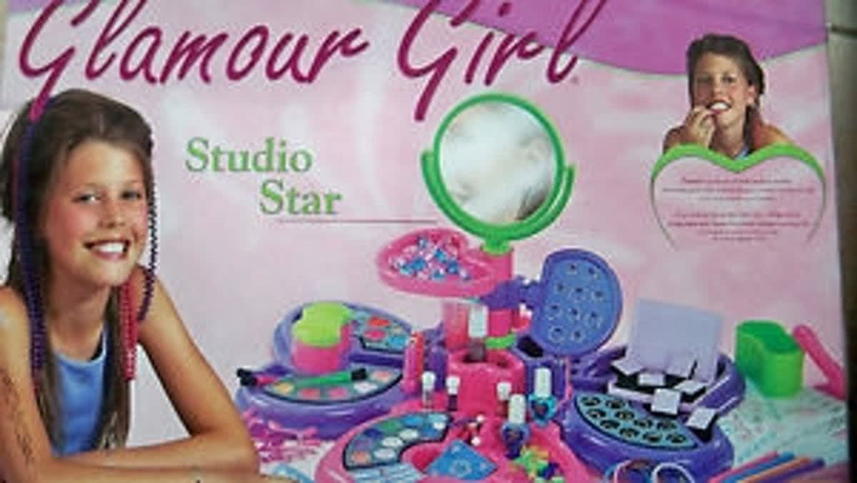 Glamour Girl - Studio Star