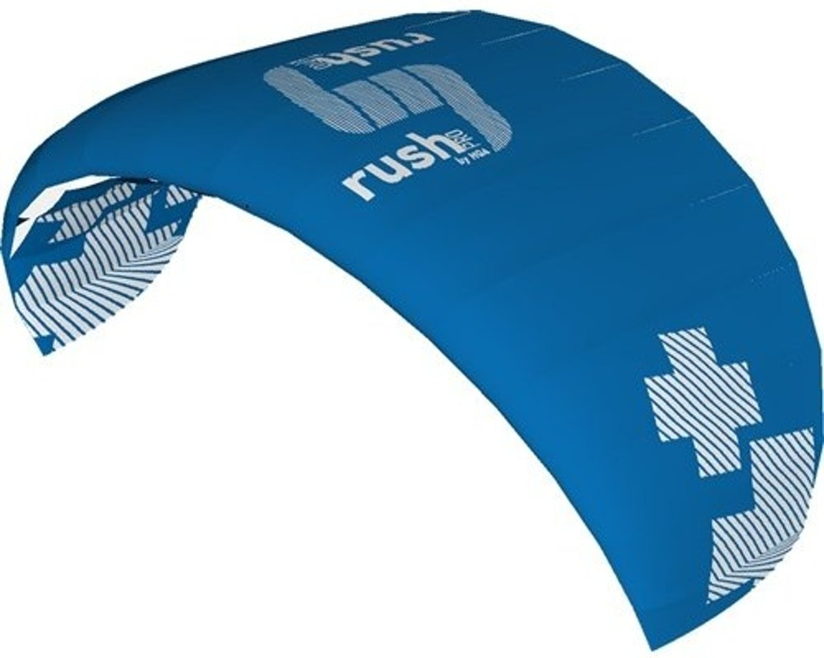 HQ4 Rush Pro 300 Trainer Kite (3-lijns + Control Bar)