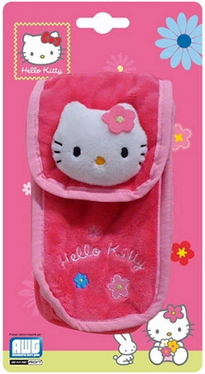 Hello Kitty - Case Fluff