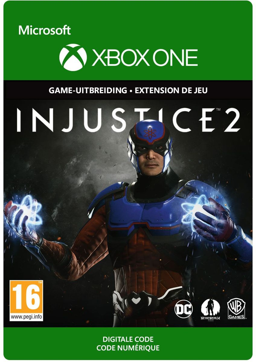 Injustice 2: Atom - Add-on - Xbox One Download
