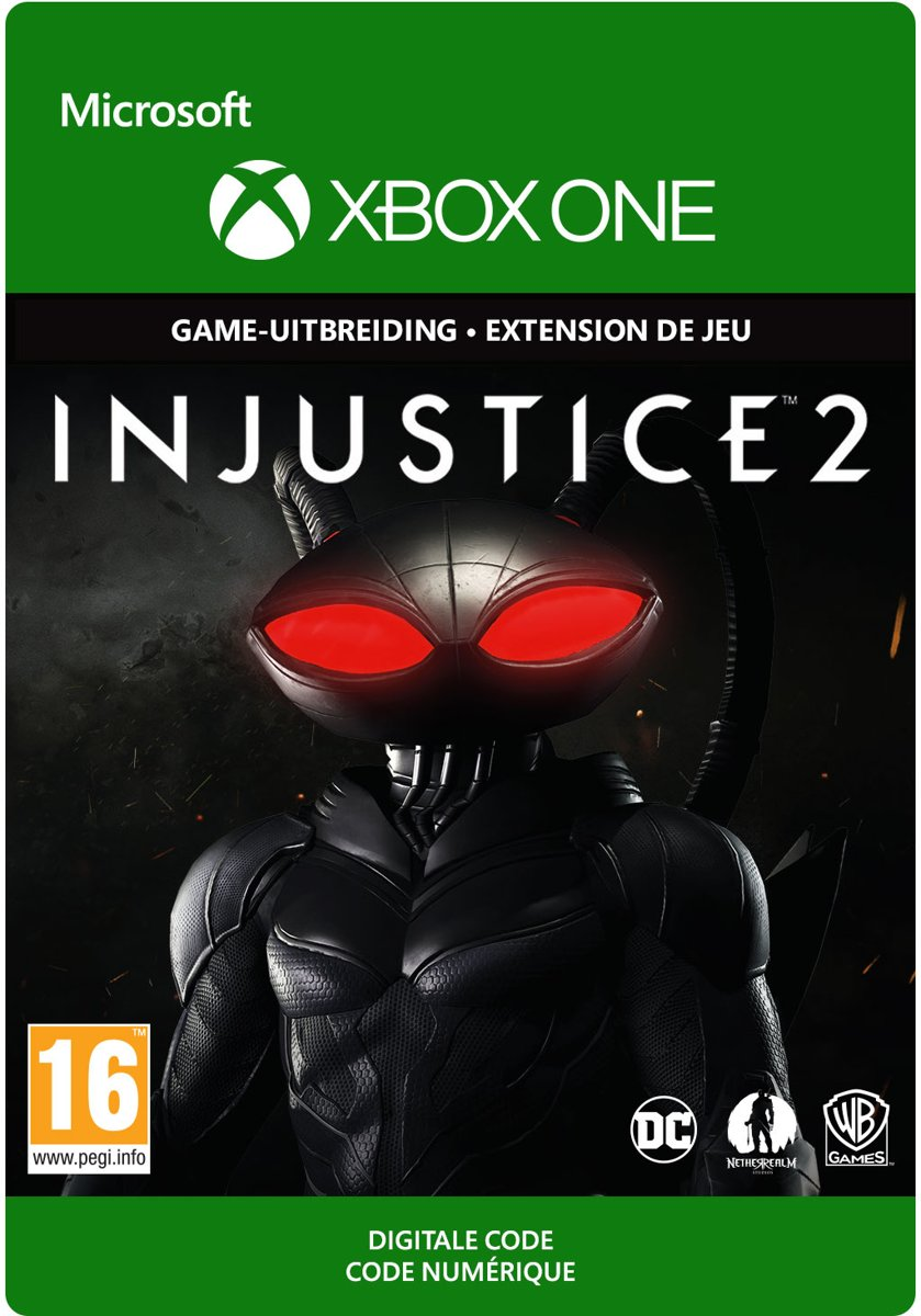 Injustice 2: Black Manta - Add-on - Xbox One Download