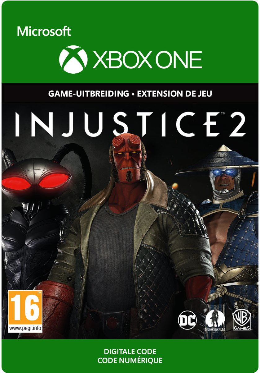 Injustice 2: Fighter Pack 2 - Add-on - Xbox One Download