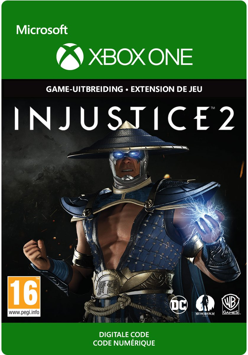 Injustice 2: Raiden - Add-on - Xbox One Download