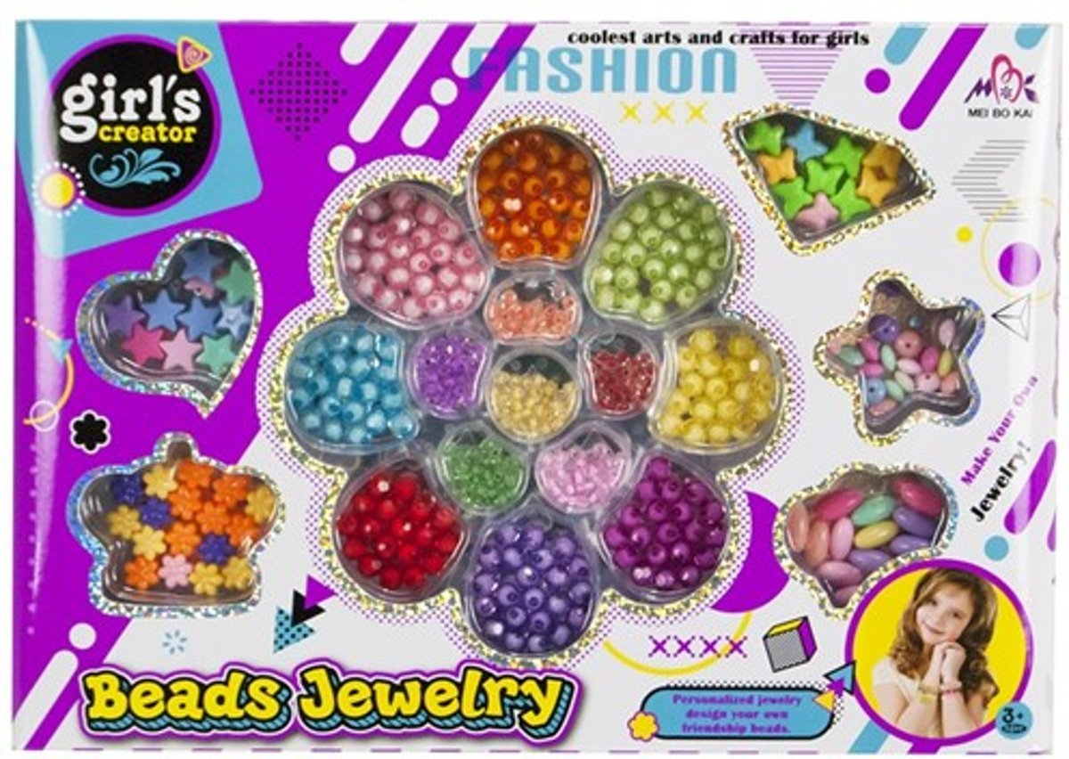 KRALENSET BEADS JEWELRY