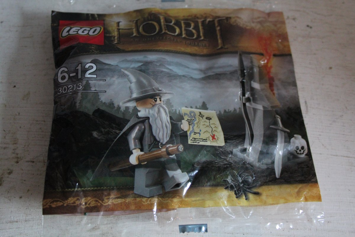 Lego the Hobbit Gandalf 30213 Polybag