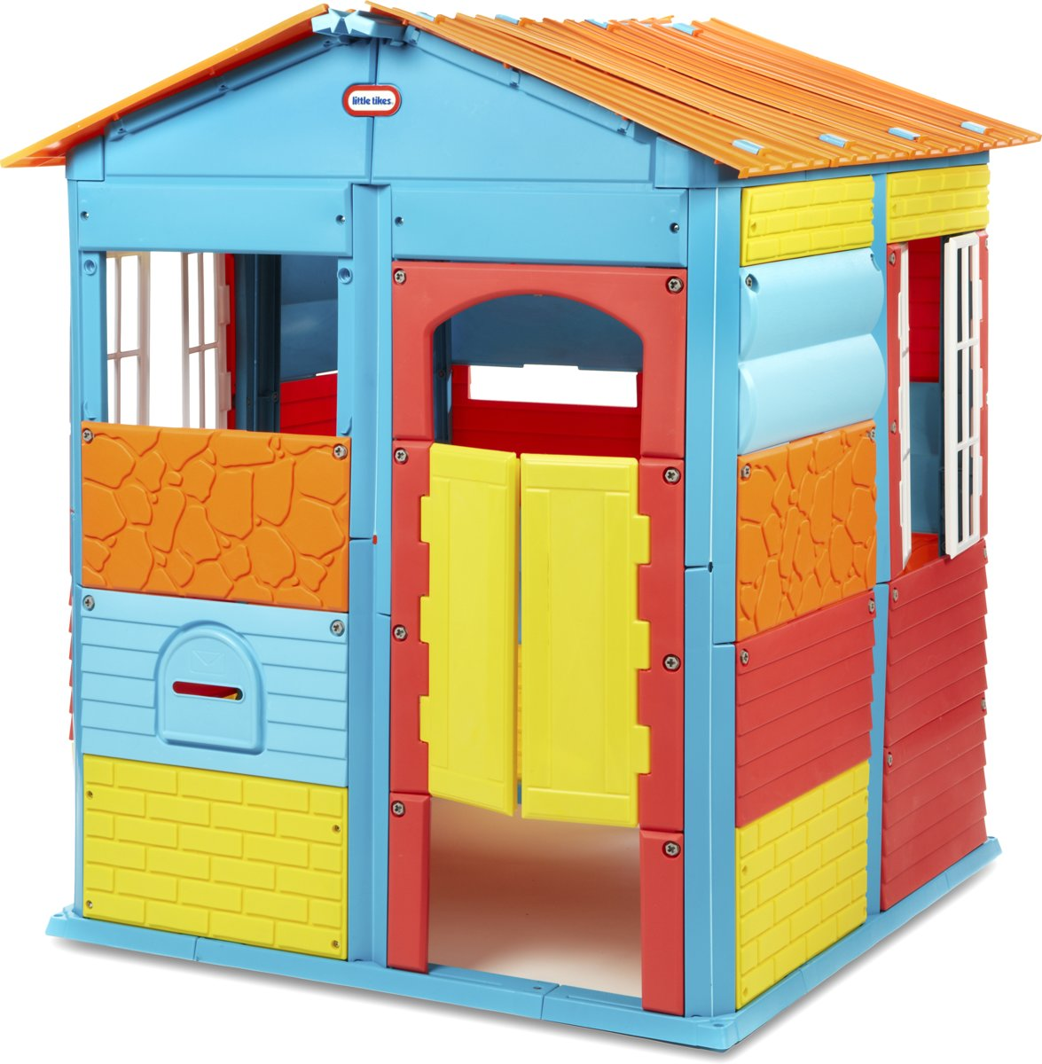 Little Tikes Build A House -
