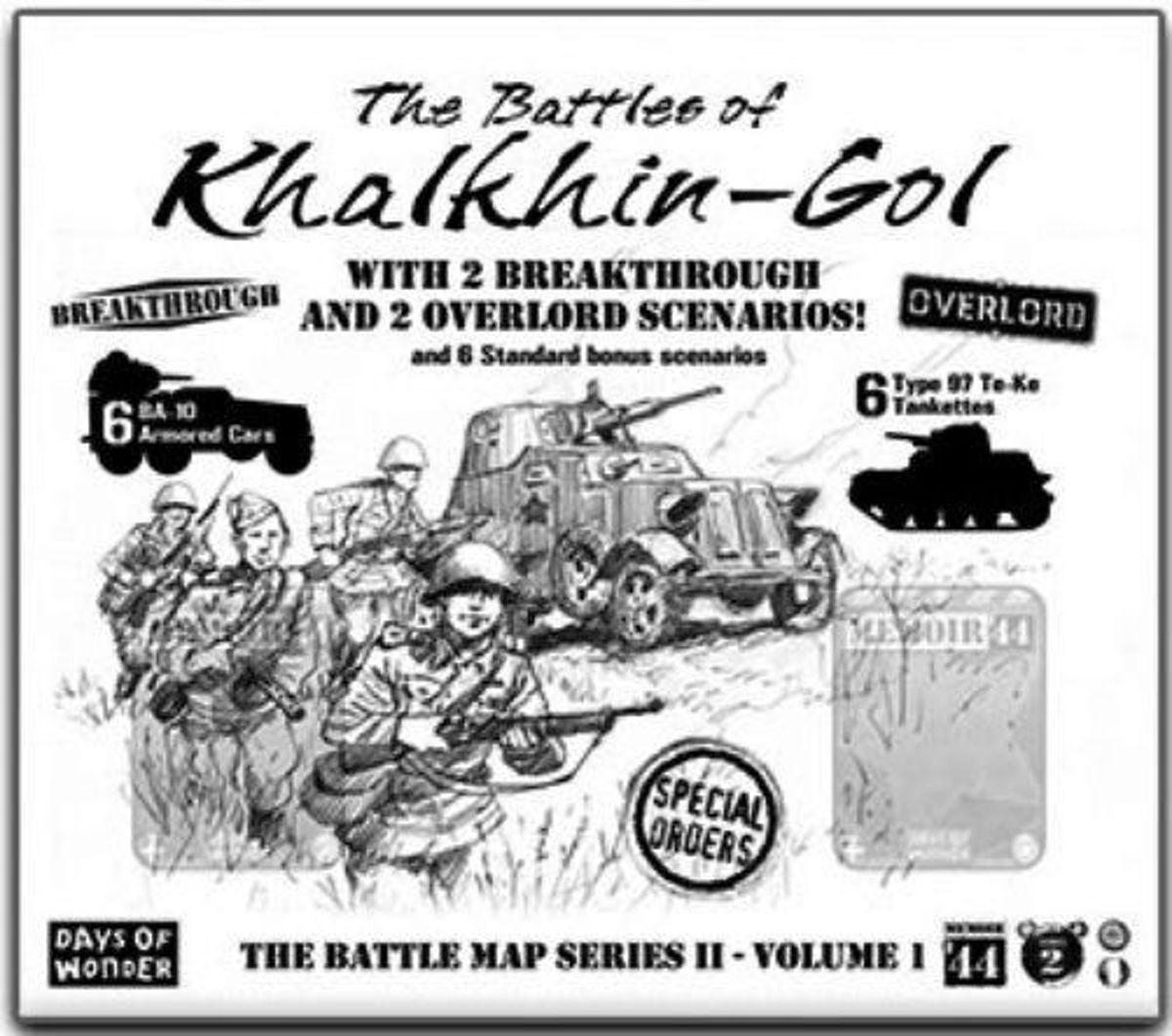 Memoir 44: The Battles of Khalkhin-Gol