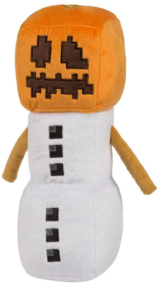 Minecraft Plush Snow Golem 29 cm