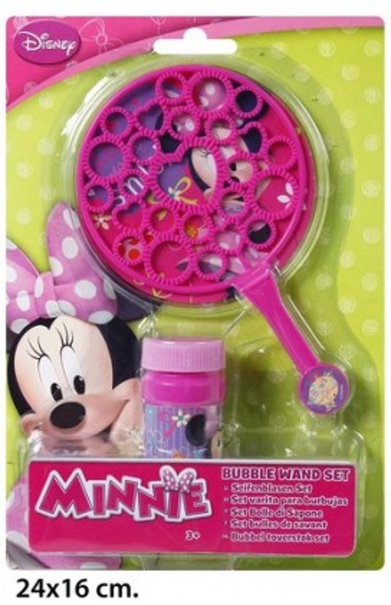 Mini Mouse Belleblaas