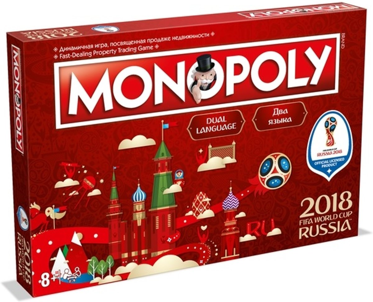 Monopoly FIFA World Cup 2018