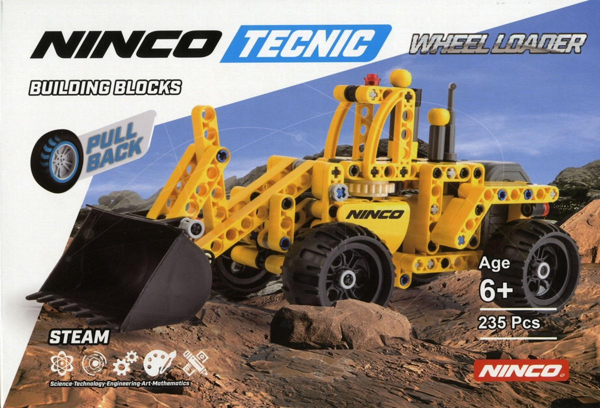Ninco Tecnik WHEEL LOADER