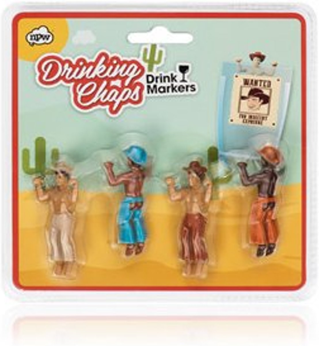 Npw Drinking Chaps Drink Markers