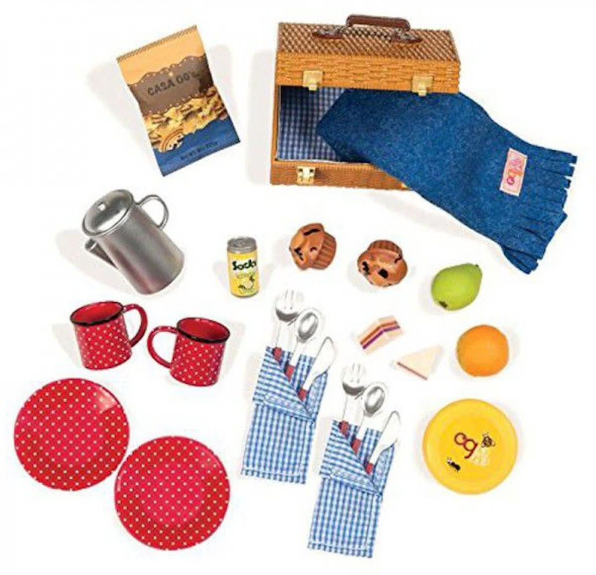 Our Generation Picknick Set