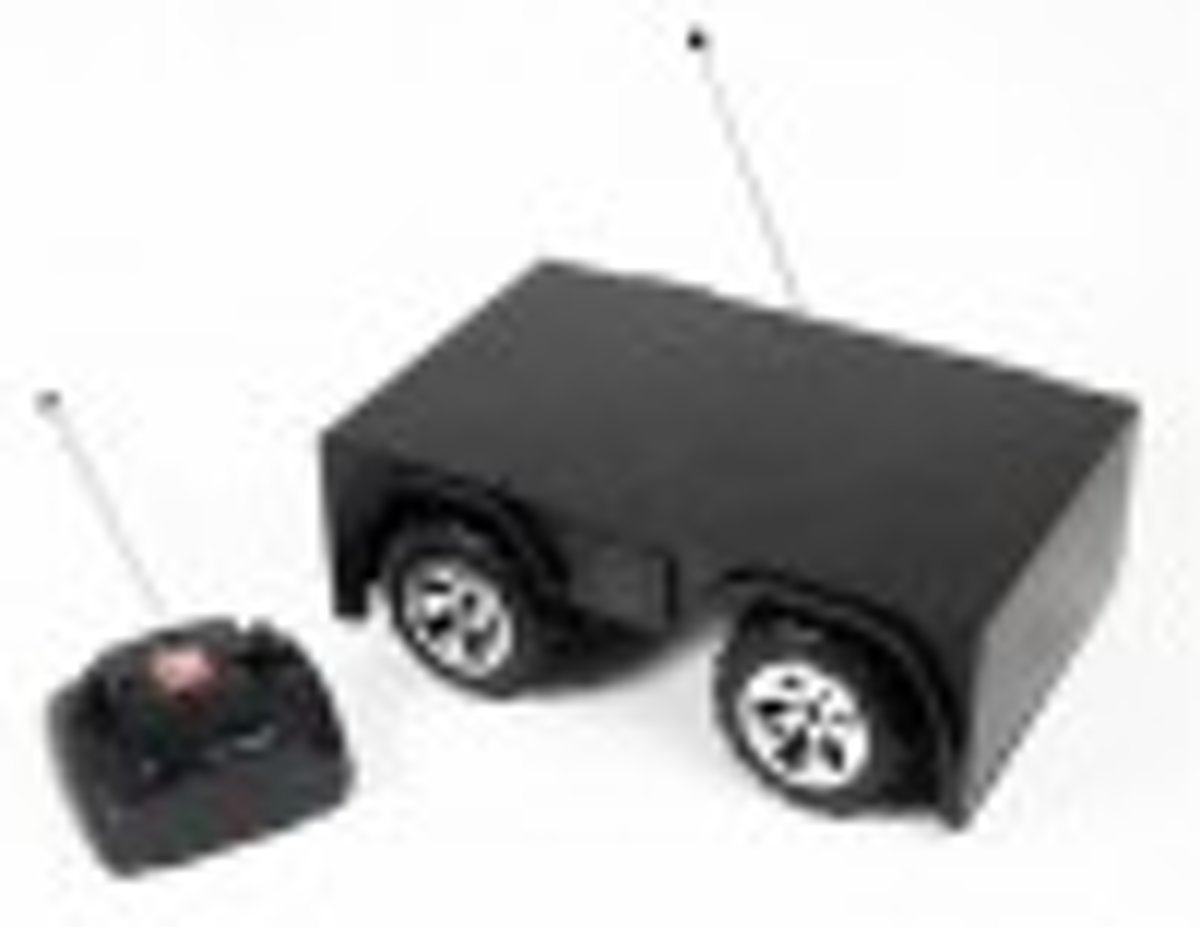 PLAYMAGS MAGNETIC CAR - MAGNETISCHE AUTO
