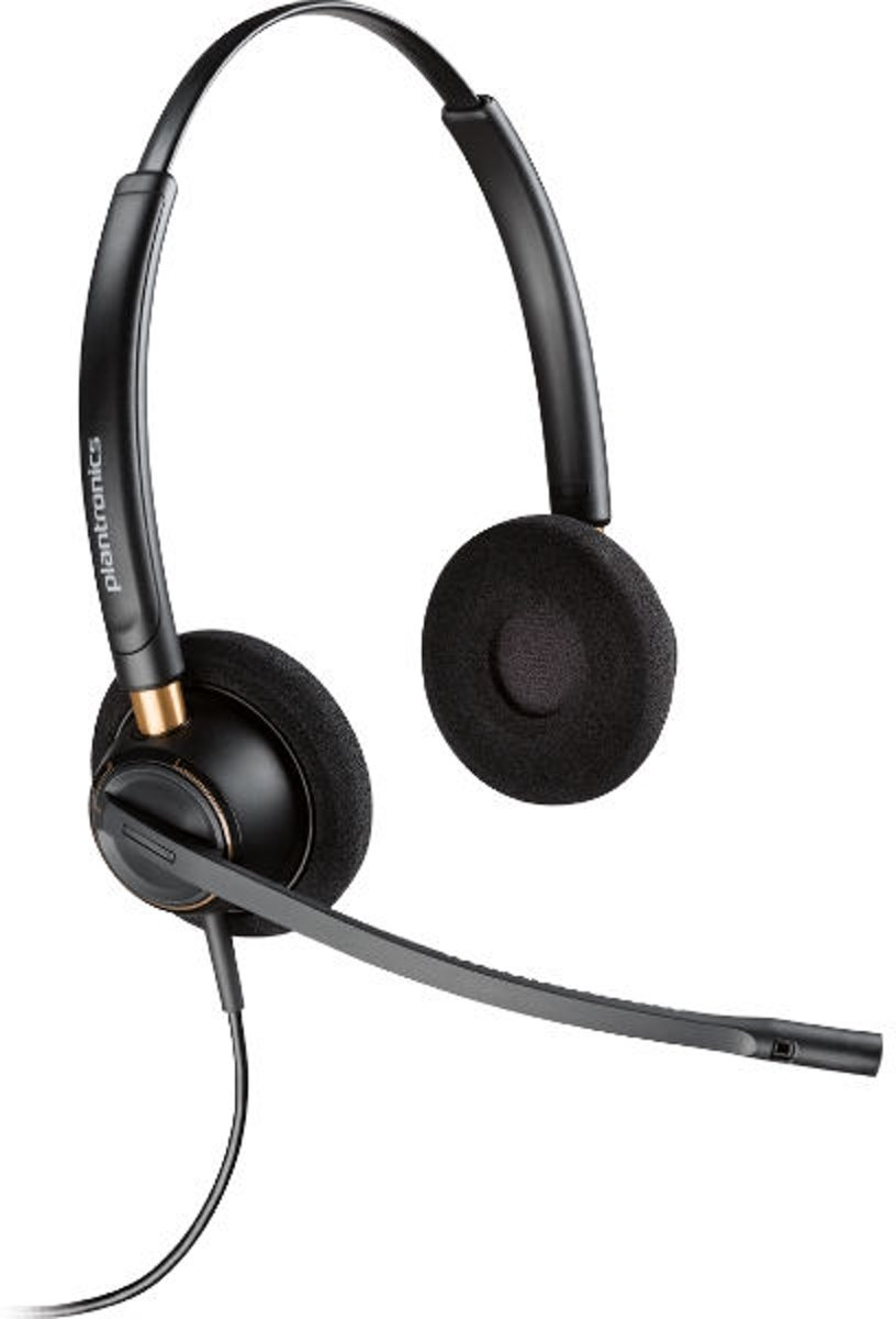 Plantronics EncorePro HW520 Digitale Duo PC Headset