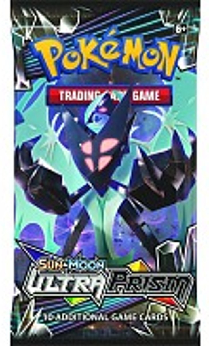 Pokemon booster SM5: Sun & Moon Ultra Prism
