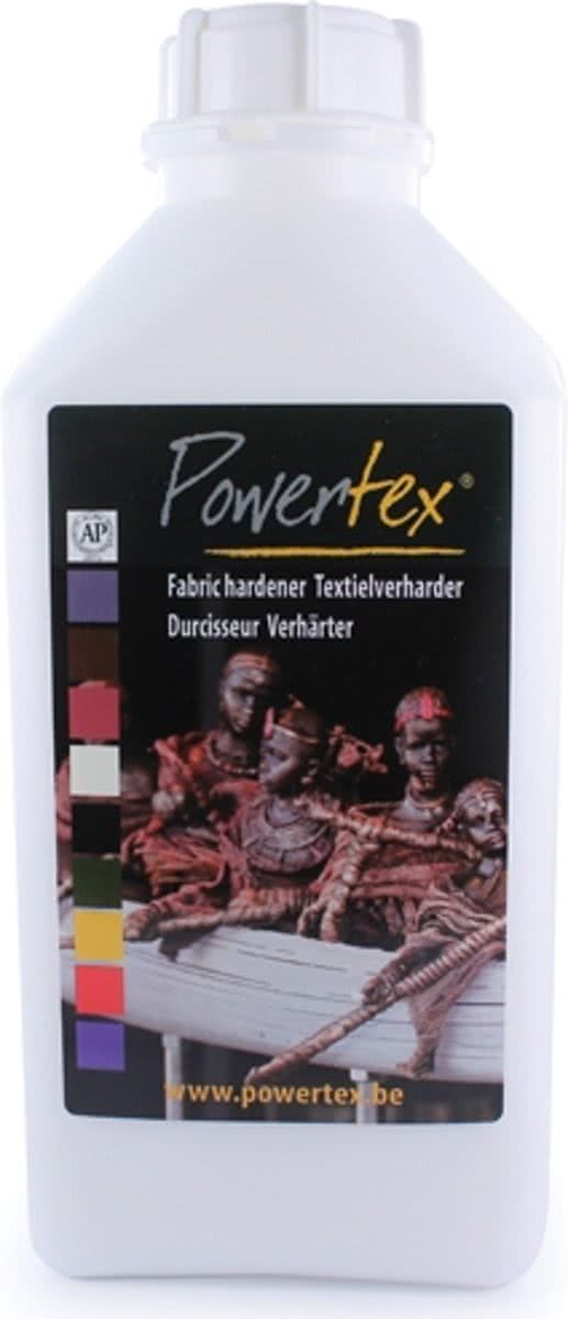 Powertex 1 liter transparant