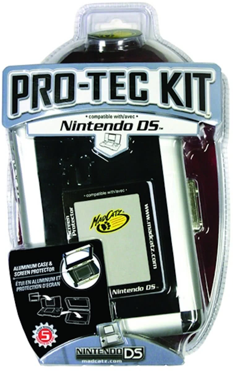 Protec Kit Nintendo Ds (Mad Catz)