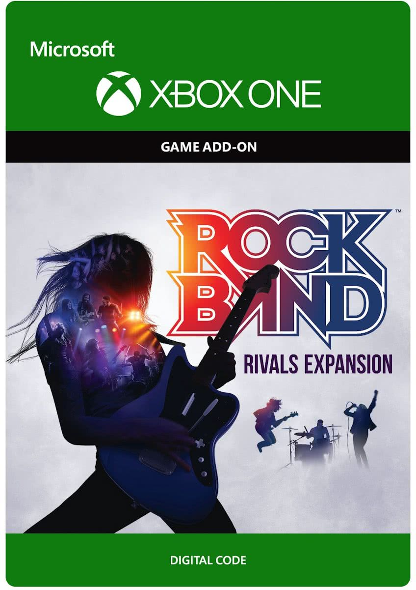 Rock Band 4 - Rivals Expansion - Add-on - Xbox One