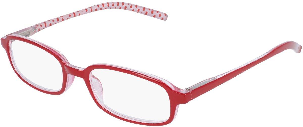 9654b11b4ec30f SILAC - RED SPOTS - Leesbrillen voor Vrouwen - 7304 - Dioptrie 1