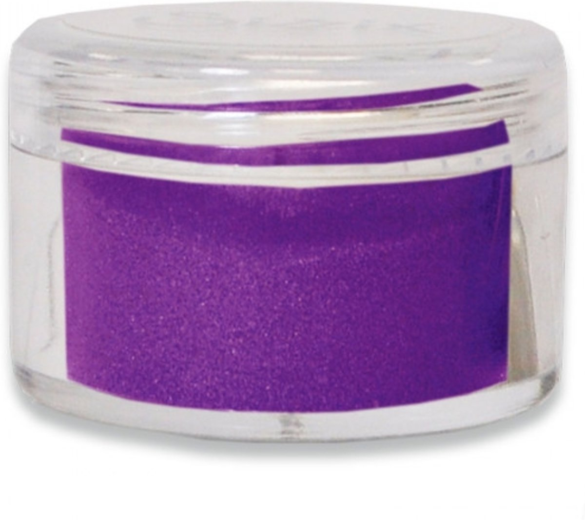 Sizzix • Embossing powder opaque purple dusk