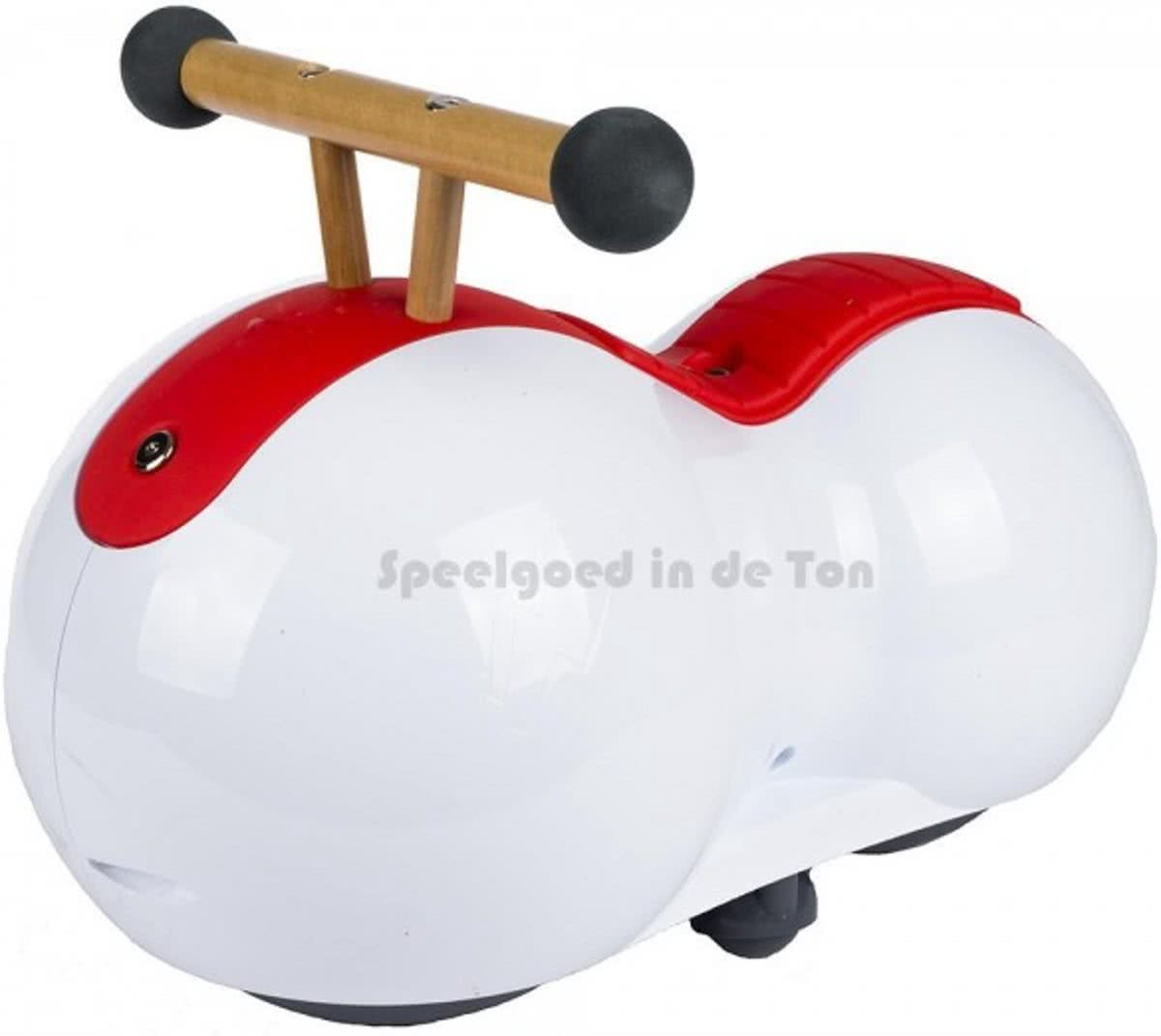 Spherovelo Wit Rood Limited Edition