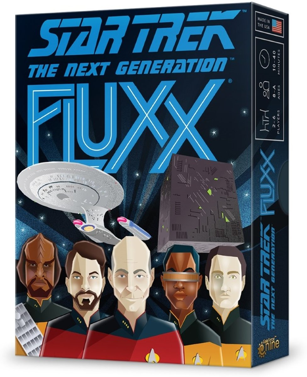 Star Trek Fluxx: The Next Generation